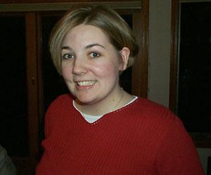 Allison got a cute new haircut