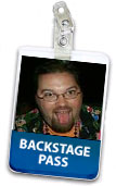 PostieCon Backstage Pass