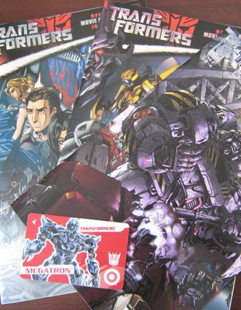 Transformers Comics Haul
