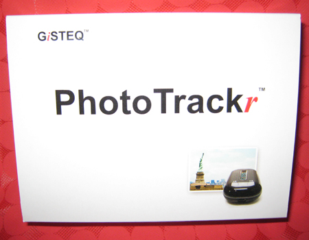 GiSTEQ PhotoTrackr Box