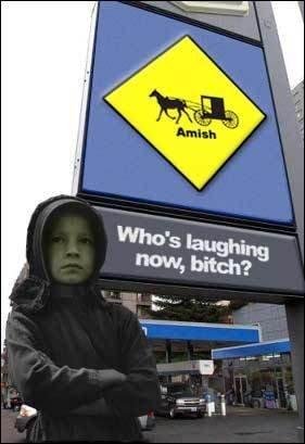 Amish Gas
