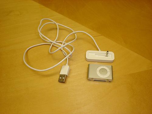 Win an iPod Shuffle