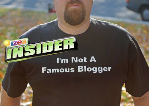 I'm Not A Famous Blogger