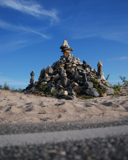 Cairns of Cape Cod