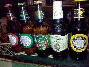 Cooper's Beers