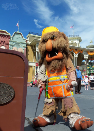Sweetums at Walt Disney World