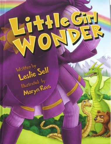 Little Girl Wonder Cover