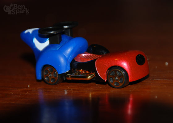 Sorcerer Mickey Car