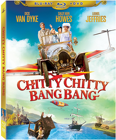 Chitty Chitty Bang Bang Box Art