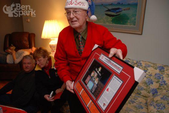 Grandpa Bennett Picture Frame