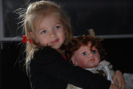 Christmas 2010 Evas Doll