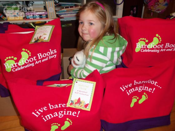 Barefoot Books Have Arrived