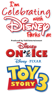 Disney Toy Story on ICE