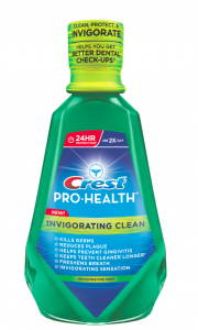 Crest Pro Health Invigorating Clean Rinse