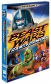 Transformers: Beast Wars DVD Season 1