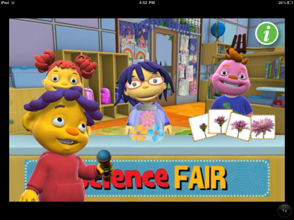 Sid the Science Kid Science Fair
