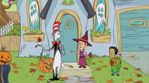 "The Cat in Hat Knows A Lot About That - ""Aye Aye!/Trick or Treat"""