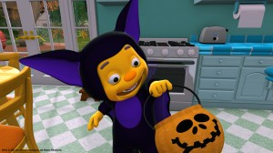 "Sid the Science Kid - ""Halloween Spooky Science Special"""