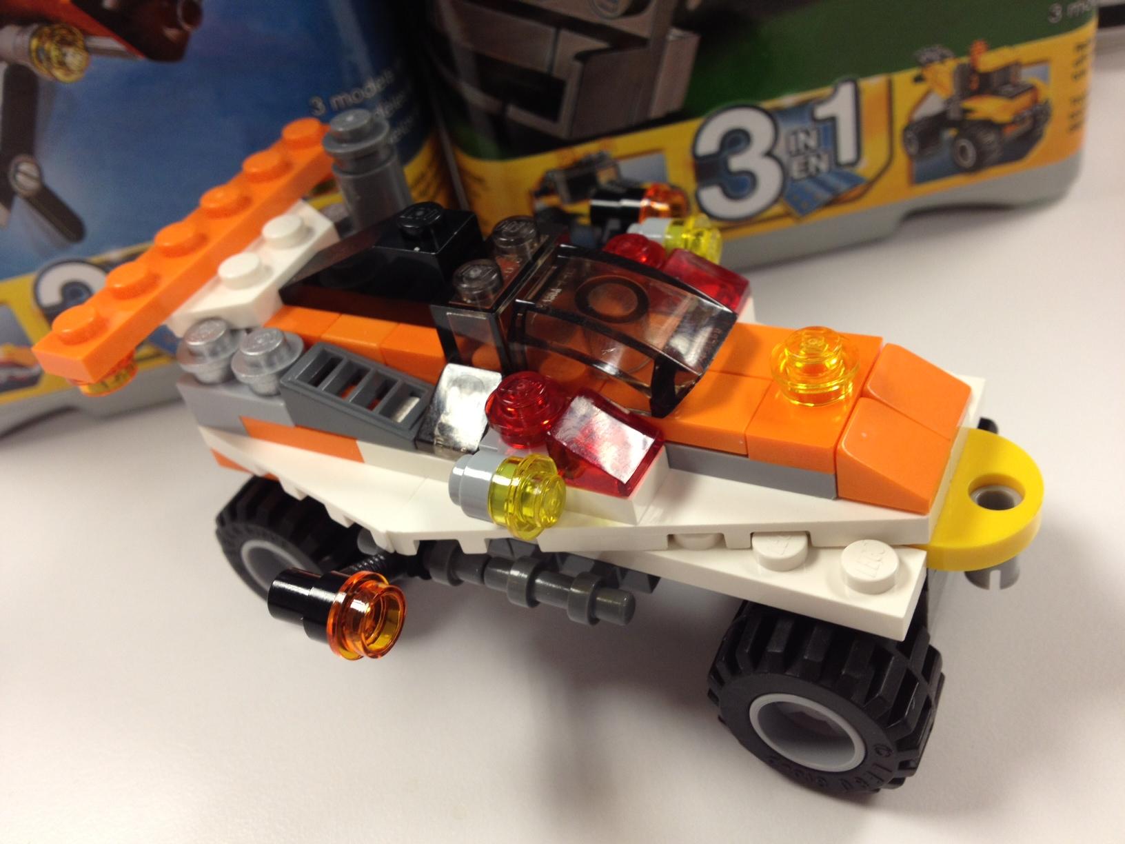 LEGO Creator Creation