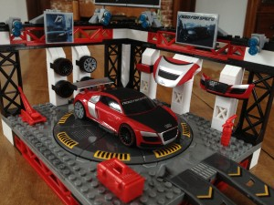 MEGA Bloks Need for Speed Custom Garage