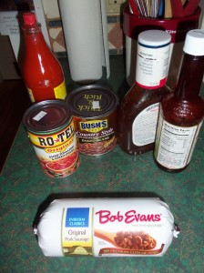 Bob Evans Sausage