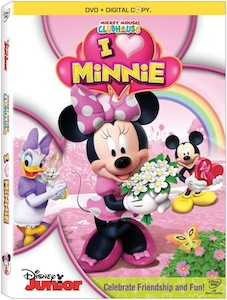 Review: MICKEY MOUSE CLUBHOUSE: I Heart MINNIE