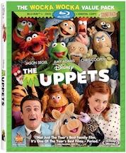 Muppets Wocka Wocka Wocka Pack Blu-ray