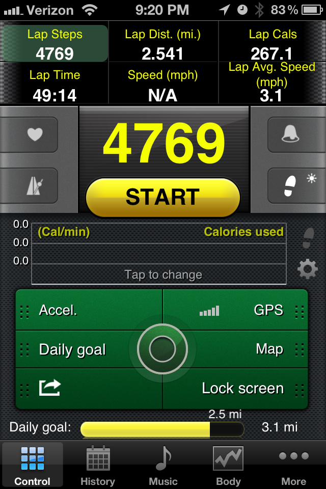 Pedometer Ultimate