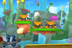 Skylanders: Cloud Patrol Screenshot