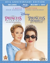 Princess Diaries 2 DVD Pack
