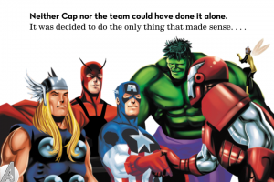 Avengers Origins: Assemble! from Marvel Reads
