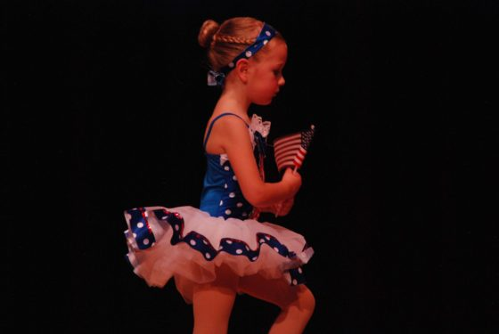 Evas Second Recital - Yankee Doodle