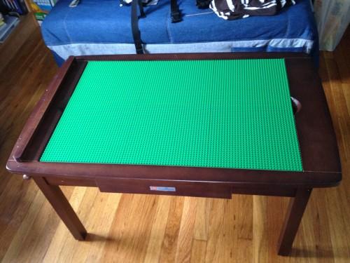 I Built a LEGO Table Today | BenSpark Family Adventures -Travel ...