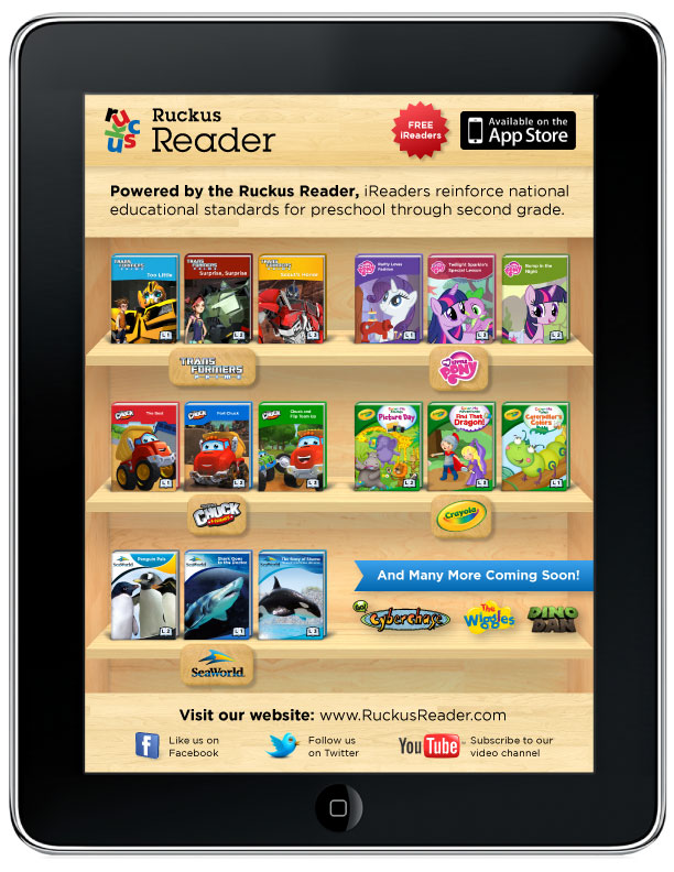 Ruckus Reader Library