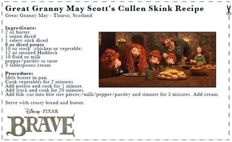 Skink Recipe