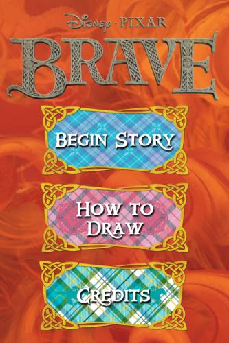 Brave Interactive Comic Book