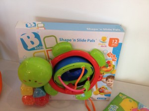 Bath Tub Toy Shape Sorter