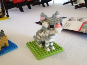 Nanoblocks Short Hair Cat