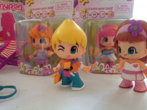 Cute Pinypon Figures