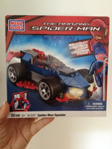 Spider-Man Racer