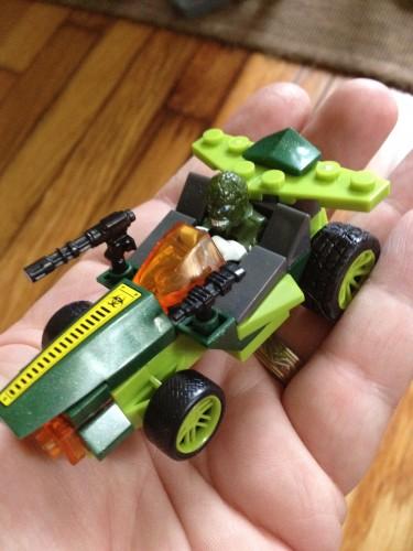Lizard Racer