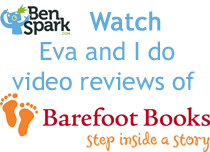 Eva and I review Barefoot Books