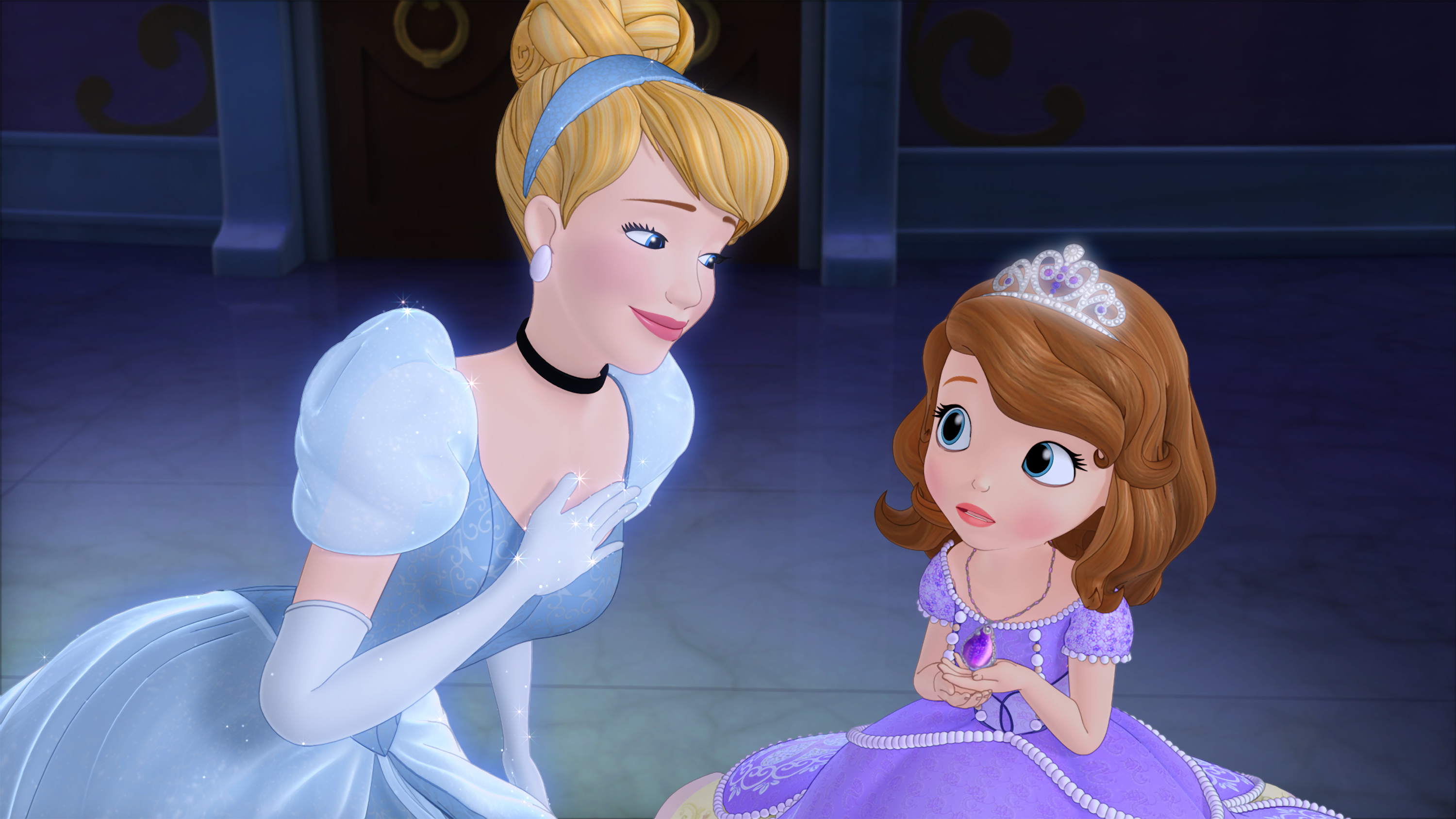 Disney's First Little Girl Princess: Sofia the First has her Royal Arrival November 18, 2012