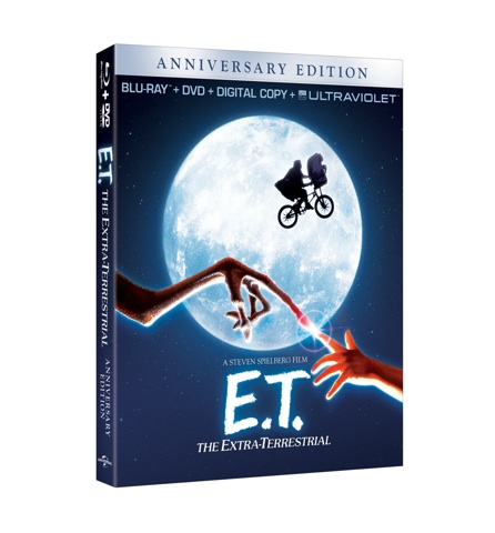 ET DVD Cover