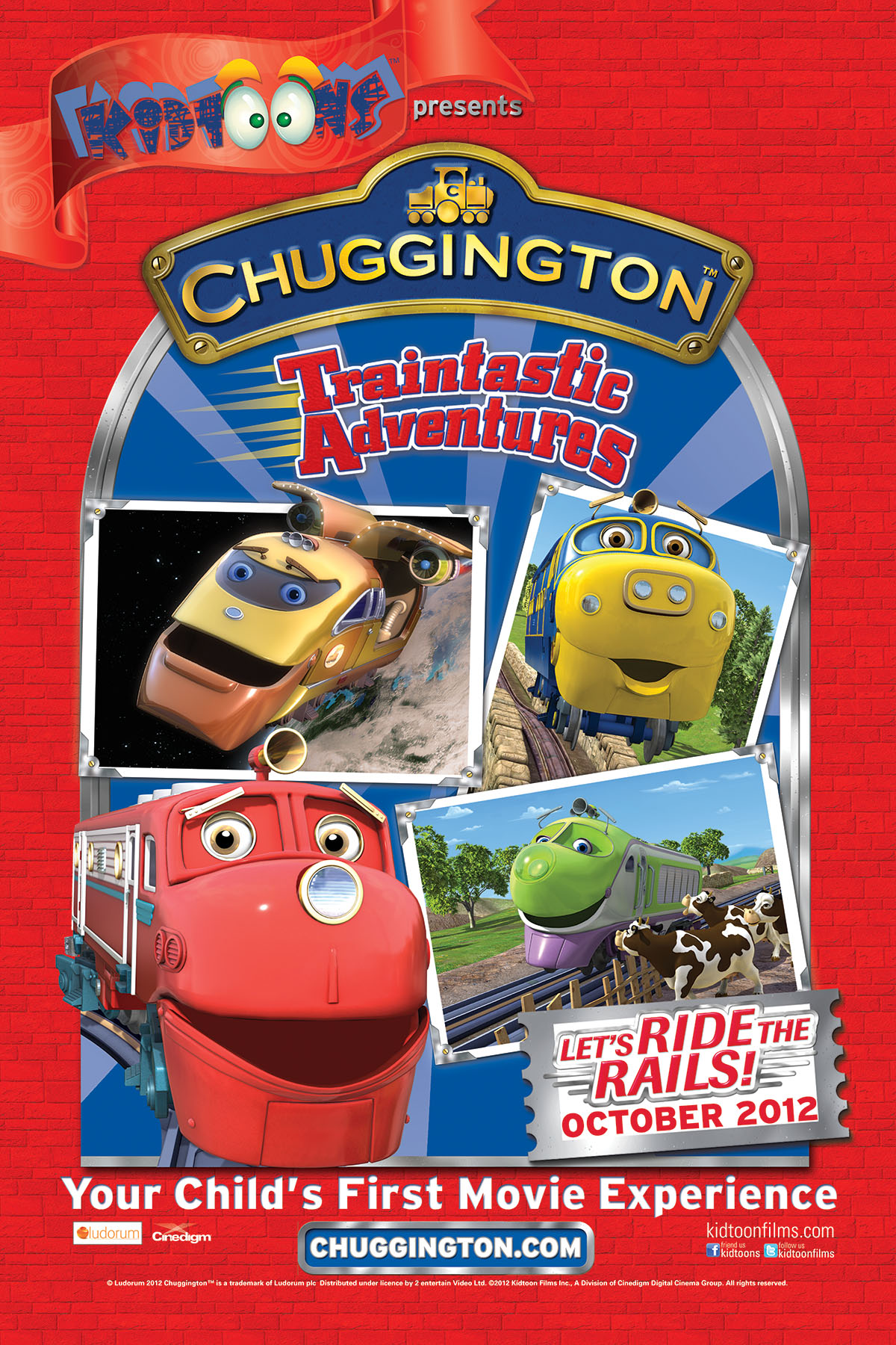 Chuggington: Traintastic Adventures!