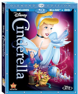 Cinderella Diamond Edition Bluray Combo