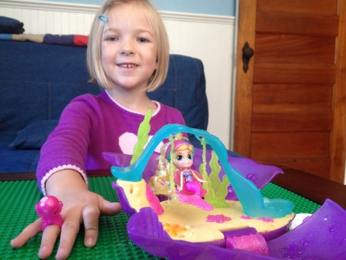 Waverly and the Magic Seashells Magic Seashell Playset