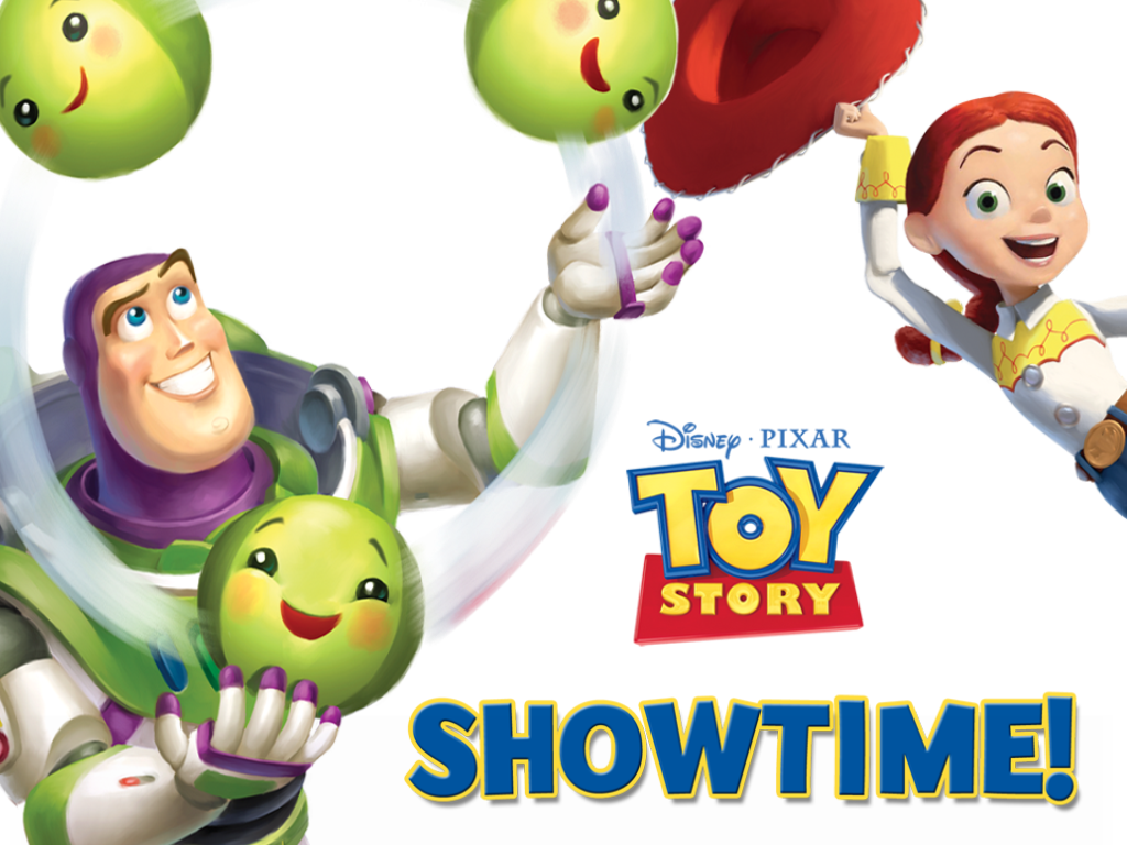 Toy Story Showtime