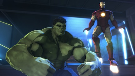 Marvel's Iron Man & Hulk: Heroes United Trailer