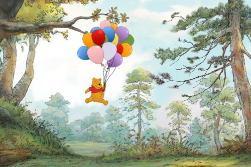 Letters with Pooh, from Disney Learning